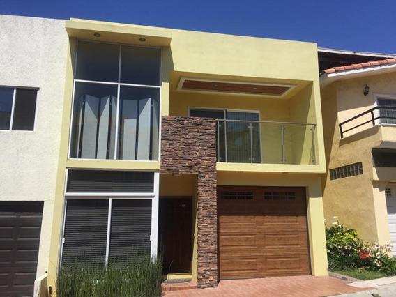 Bonita Casa En Renta En Fraccionamiento La Isla