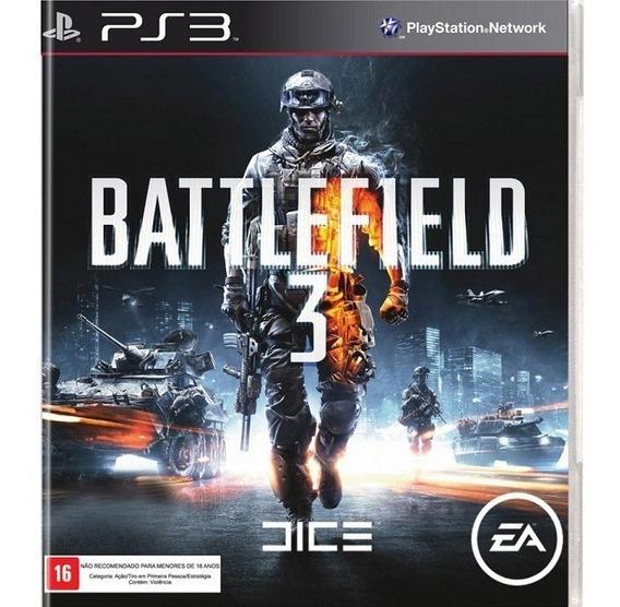 Battlefield 3 Bf3 Ps3 Play3 Envio Rapido