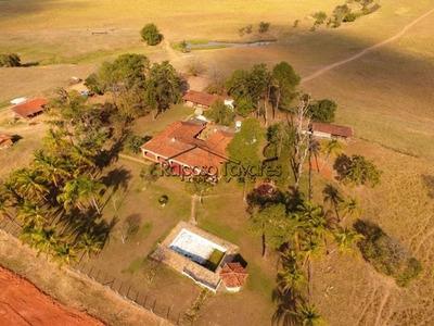 Fazenda 129 Alqueires Em Tietê/1892