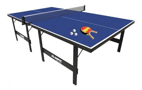 Kit Mesa De Ping Pong Klopf 15mm Em Mdp 1013