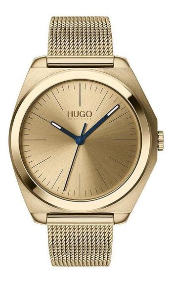 Reloj Hugo By Hugo Boss Dama Color Plateado 1540025 - S007