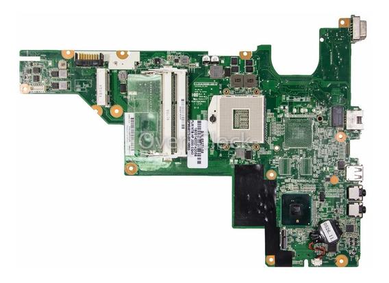 Placa Mãe Hp Compaq Cq43 Original 01015ec00 100% Funcionando