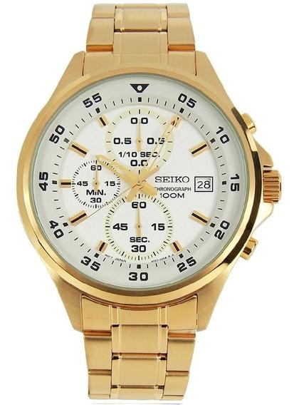 Relógio Seiko Masculino Cronógrafo Sks632b1 B2kx