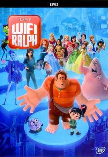 Dvd - Wifi Ralph