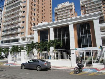 Apt No Cond Clube Jardins Mobiliado Com 115m² - Cp3812