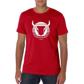 Camiseta Estampada Toros Neza