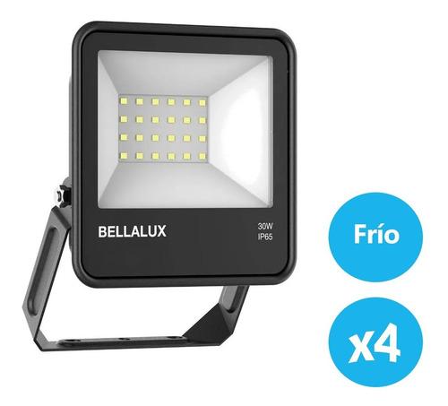Imagen 1 de 6 de Reflector Led 30w Luz Fría Exterior Ledvance Bellalux X4