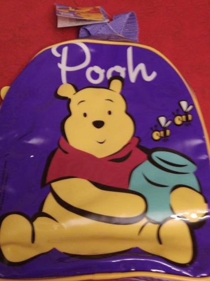 Mochila Jardin Winnie Pooh Disney Para Espalda
