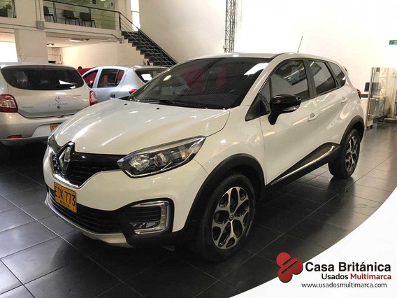 Renault Captur Intens Automática 4x2 Gasolina