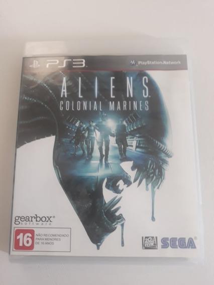 Aliens Colonial Marines Ps3 Mídia Física