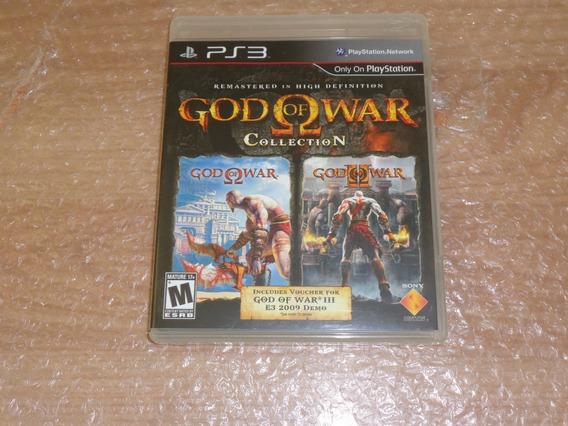 God Of War Collection - God Of War 1 & God Of War 2 - Ps3