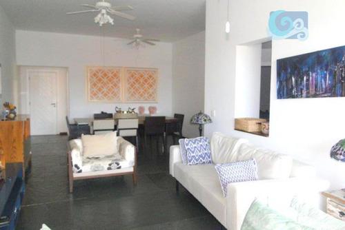 Imagem 1 de 10 de Apartamento À Venda, Praia Da Enseada - Restaurantes, Guarujá. - Ap4329