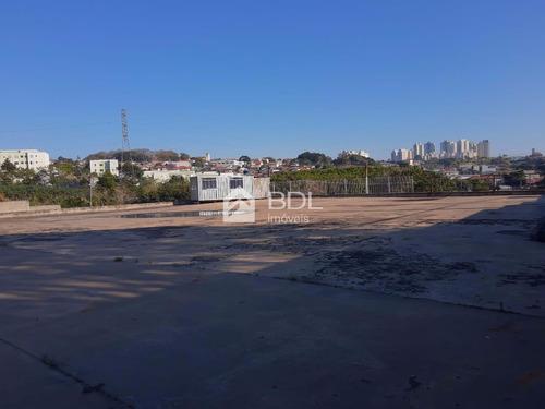 Terreno Para Aluguel Em Jardim Bom Sucesso - Te003098