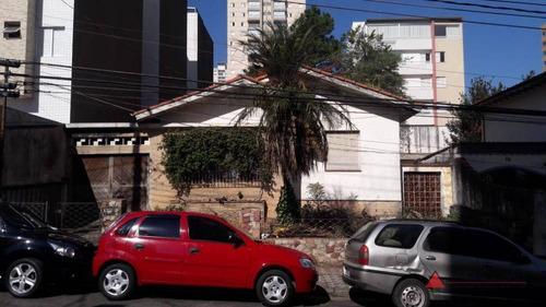 Imagem 1 de 18 de Terreno À Venda, 464 M² Por R$ 1.600.000,00 - Centro - São Bernardo Do Campo/sp - Te0076