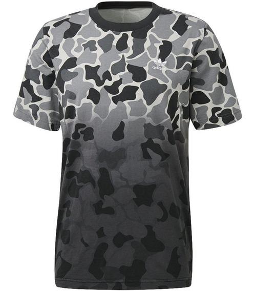 Polera adidas Camouflage Dip-dyed Nueva Xl