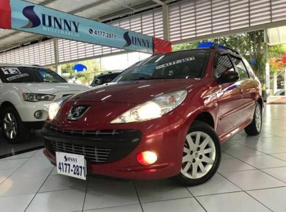 Peugeot 207 Sw Xs 1.6 Flex 16v 5p Aut. Flex Automático