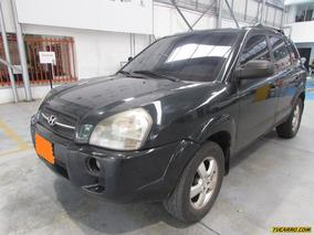 Hyundai Tucson Gl Mt 2000cc 4x2 Fe