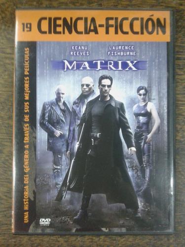 Imagen 1 de 4 de Matrix (1999) * Dvd * Ciencia Ficcion *