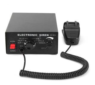 Sirena Altavoz 200 Watts