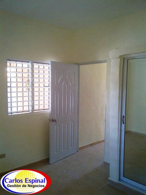 Apartamento 1 Dormitorio De Alquiler En Higüey Aa-017