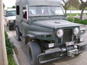 Jeep Ford F-100 Carroceria Land Rover