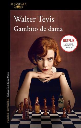 Libro Gambito De Dama - Walter Tevis