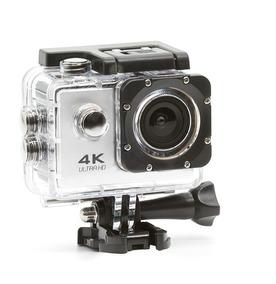 Câmera Action Go Pro 4k Sport Wifi + Boia + Bastão Selfie