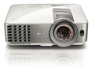 Proyector Benq Tiro Corto Ms630st Svga 3200 Lúmenes Hdmi