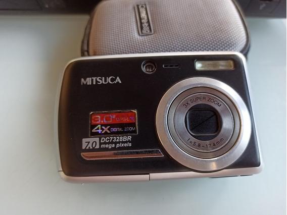 Câmera Digital Mitsuca