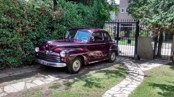 Ford Coupe 1947 - V8 Flathead - Restaurada Original!!!