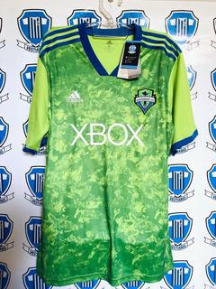 Seattle Sounders Estados Unidos Eua Mesma Camisa Jogo adidas Sem Uso, 2018, Na Etiqueta