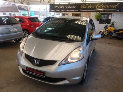 Honda Fit 1.4 Lx 16v Flex 4p Manual