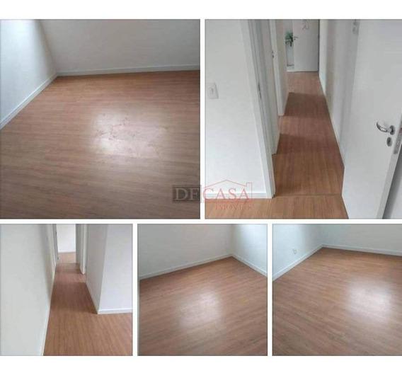 Apartamento Com 2 Dormitórios Para Alugar, 41 M² Por R$ 951/mês - Itaquera - São Paulo/sp - Ap5178