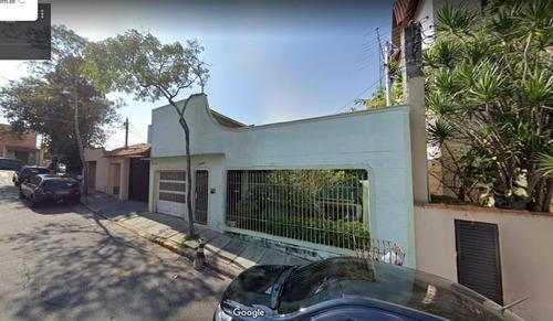 Terreno Com Casa Antiga À Venda, 301 M² Por R$ 745.000 - Jardim Do Mar - São Bernardo Do Campo/sp - Te0056