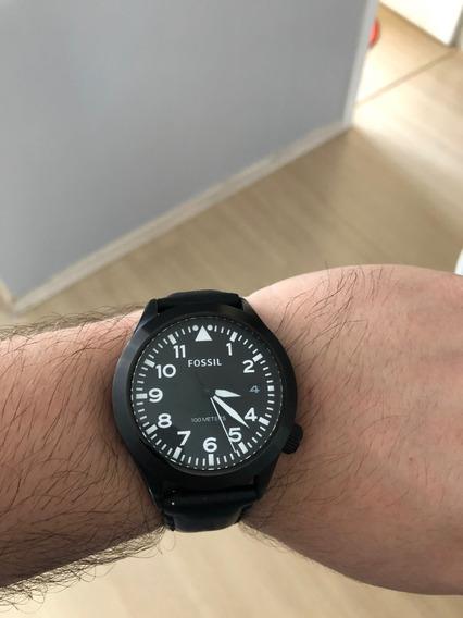 Relógio Fossil Masculino Classic Am4515/0pn