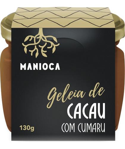 Imagem 1 de 3 de Geleia De Cacau Com Cumaru 130g Manioca - 100% Natural