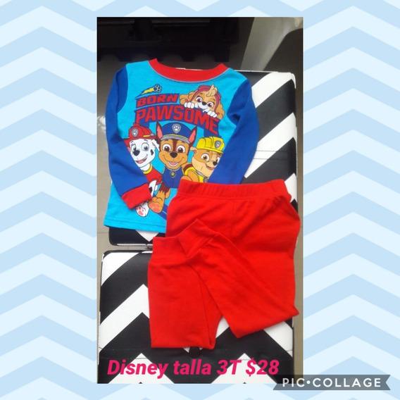 Pijamas De Niños Disney