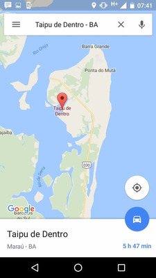 Terreno Taipú De Dentro