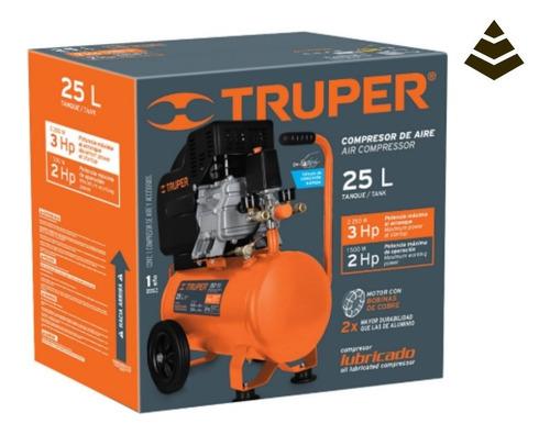 Compresor De Aire 3hp 25 Litros Cod 11836 Truper