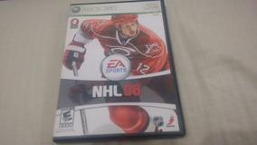 Nhl 08 - Xbox360 - Original