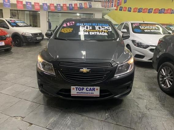 Chevrolet Prisma 1.0 Joy 2018 Sem Entrada