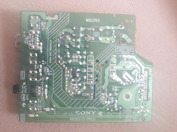 Placa Dvd Player Sony Dvp-sr370 *defeito*retirada De Peças*
