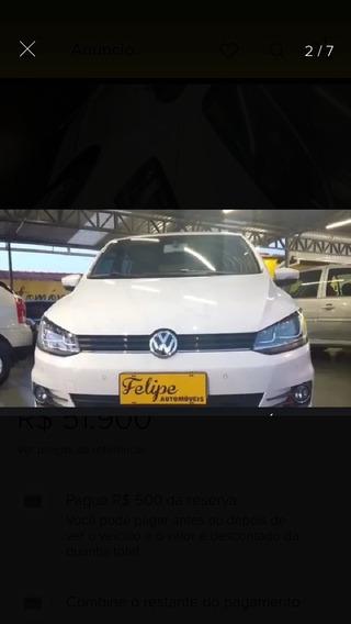 Volkswagen Fox 1.6 16v Msi Highline Total Flex 5p 2017