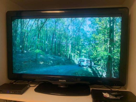 Tv Philips 40pfl3605d/78 Em Excelente Estado