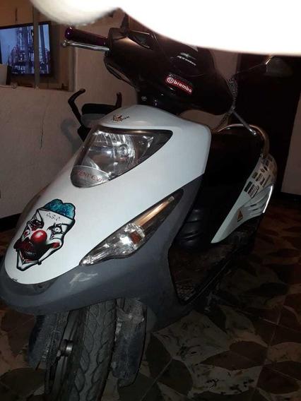 Elite Honda 125