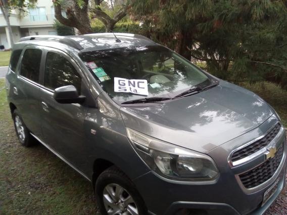 Chevrolet Spin Gnc/nafta Automática 7 Asientos!!