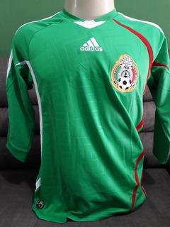 Camisa México adidas Colecionador