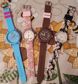 Relógios Coloridos Promoção