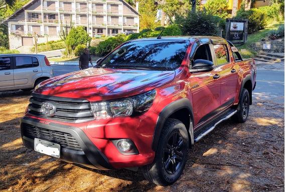 Toyota Hilux Challenge Sr 2.8 Diesel Aut. Cab.