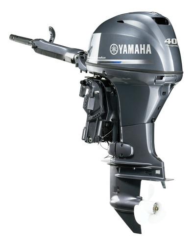 Imagem 1 de 8 de Motor De Popa Yamaha F40 Fehds 4 Tempos Partida Elétrica